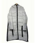 PINKO(ピンコ)の古着「中綿コート」|ホワイト