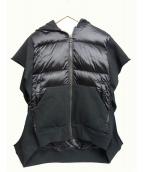 FACETASM(ファセッタズム)の古着「ブルゾン」|ブラック