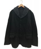 YohjiYamamoto pour homme(ヨウジヤマモトプールオム)の古着「ショールカラージャケット」 ブラック