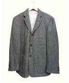 Black Fleece(ブラックフリース)の古着「3Bジャケット」|グレー