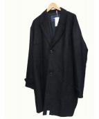 DESCENDANT(ディセンダント)の古着「ロイドウールジャケット」|ブラック