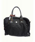 Orobianco(オーロビアンコ)の古着「ビジネスバッグ」|ブラック