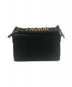 Christian Dior(クリスチャン ディオール)の古着「ジャディオールハンドバッグ」|ブラック