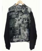 Liam Hodges(リアムホッジス)の古着「ジャケット」|ブラック