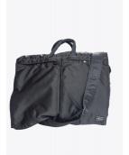 PORTER(ポーター)の古着「ショルダートートバッグ」|ブラック