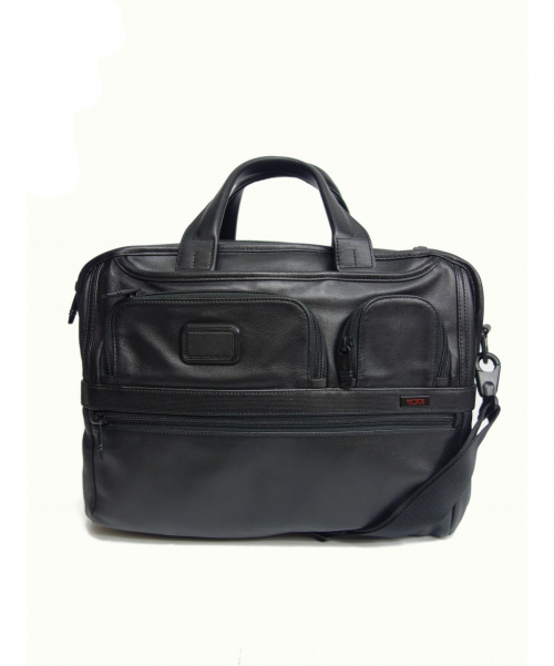 TUMI(トゥミ)TUMI (トゥミ) コンパクトラージブリーフケース ブラック サイズ:下記参照  96114D2 ALPHA 2の古着・服飾アイテム