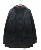 Acne(アクネ)の古着「ダウンジャケット」|ネイビー