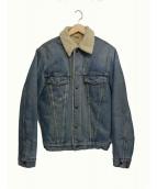 Levi's VINTAGE CLOTHING(リーバイスヴィンテージクロージング)の古着「Type 3シェルパジャケット」 インディゴ