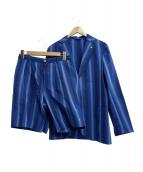 giannetto(ジャンネット)の古着「セットアップ」|ブルー