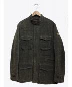 Porter Classic(ポータークラシック)の古着「中綿M-65ジャケット」|グレー