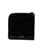 LIMI feu(リミフゥ)の古着「コインケース」|ブラック
