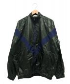 sacai luck(サカイラック)の古着「ナイロンブルゾン」|グリーン