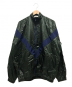 sacai luck(サカイ ラック)の古着「ナイロンブルゾン」 グリーン