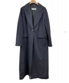 MaxMara(マックスマーラ)の古着「カシミヤ混コート」|グレー