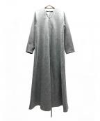 NEHERA(ネヘラ)の古着「ワンピース」|グレー