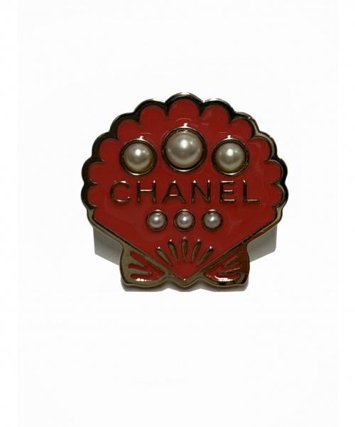 CHANEL(シャネル)CHANEL (シャネル) ブローチ ゴールドの古着・服飾アイテム