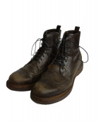 VISVIM(ヴィスヴィム)の古着「ブーツ」|ブラウン