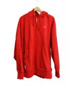 WTAPS(ダブルタップス)の古着「スウェットシャツ」|レッド