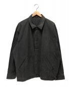 COMME des GARCONS HOMME(コムデギャルソンオム)の古着「ジャケット」|ブラック