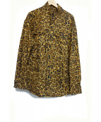 AiE(エーアイイー)の古着「レオパードシャツ」|ブラウン
