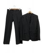 UNDERCOVERISM(アンダーカバイズム)の古着「セットアップスーツ」|ブラック