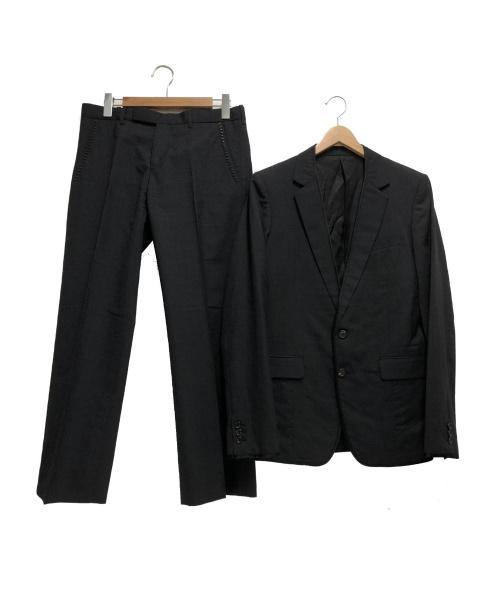 UNDERCOVERISM(アンダーカバイズム)UNDERCOVERISM (アンダーカバイズム) セットアップスーツ ブラック サイズ:4 7S206-J6 7S206-P5の古着・服飾アイテム