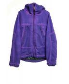 C.P COMPANY(シーピーカンパニー)の古着「ゴーグルジャケット」|パープル