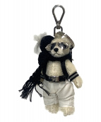 PRADA(プラダ)の古着「ベアーキーホルダー」 ホワイト