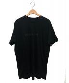 UNDER COVER(アンダーカバー)の古着「プリントTシャツ」 ブラック