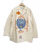 WEIRDO(ウィアード)の古着「POPCORN - COAT」|アイボリー