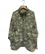ECWCS()の古着「エクストラコールドウェザーレベル5ジャケット」|オリーブ