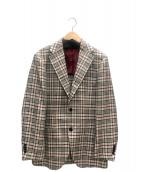 Brilla per il gusto(ブリッラ ペル イル グースト)の古着「2Bジャケット」|ベージュ