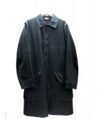 RRL(ダブルアールエル)の古着「エルクーリアーズコート」|ブラック