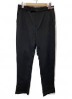 SUB-AGE.(サベージ)の古着「テーパードパンツ」|ブラック