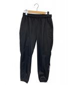WHITELAND BLACKBURN(ホワイトランドブラックバーン)の古着「ナイロンパンツ」|ブラック