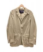 WOOLRICH(ウールリッチ)の古着「トラベラージャケット」|ベージュ