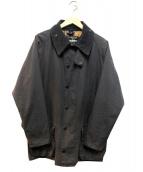 Barbour(バブアー)の古着「BEAUFORT JACKET」|グレー