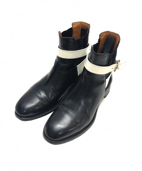 BALENCIAGA(バレンシアガ)BALENCIAGA (バレンシアガ) ブーツ ブラック サイズ:351/2 326283の古着・服飾アイテム
