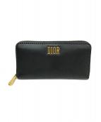 Christian Dior(クリスチャン ディオール)の古着「長財布」|ブラック