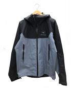 ARCTERYX × BEAMS(アークテリクス×ビームス)の古着「別注 BETA SLジャケット」|スカイブルー