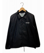 CARHARTT WIP(カーハート ウィップ)の古着「コーチジャケット」|ブラック