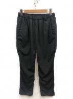 TEATORA(テアトラ)の古着「Wallet Pants OFFICE10」|ブラック