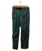 SNOWPEAK(スノーピーク)の古着「Quick Dry Pants」 スカイブルー