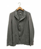 COMME des GARCONS SHIRT(コムデギャルソンシャツ)の古着「4Bサックジャケット」 グレー