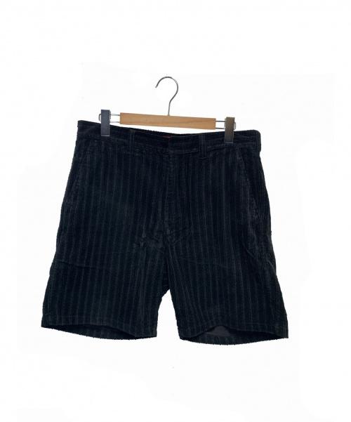 Supreme(シュプリーム)Supreme (シュプリーム) ロペコーデュロイワークショーツ ブラック サイズ: 81cm (W32) Rope Corduroy Work Short 19SSの古着・服飾アイテム