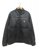 STONE ISLAND(ストーンアイランド)の古着「リバーシブルプリマロフトジャケット」|ブラック
