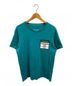 Maison Margiela10(メゾンマルジェラ10)の古着「ステレオタイプTシャツ」|グリーン