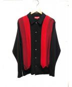 Supreme(シュプリーム)の古着「カーディガンシャツ」|ブラック