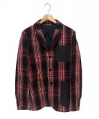 MARNI(マルニ)の古着「テーラードジャケット」|レッド