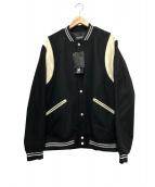 UNDERCOVER(アンダーカバー)の古着「スタジャン」|ブラック